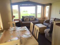 STATIC CARAVAN FOR SALE AT SADNY BAY HOLIDAY PARK - 2017 SITE FEES INCLUDED, FINANCE AVAILABLE!!!!