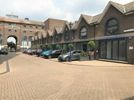 Beautiful Office to Rent at Calico Row, Plantation Wharf, Battersea SW11