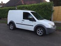 ford transit connect , runs and drives perfect , very reliable, loads of work done to the van