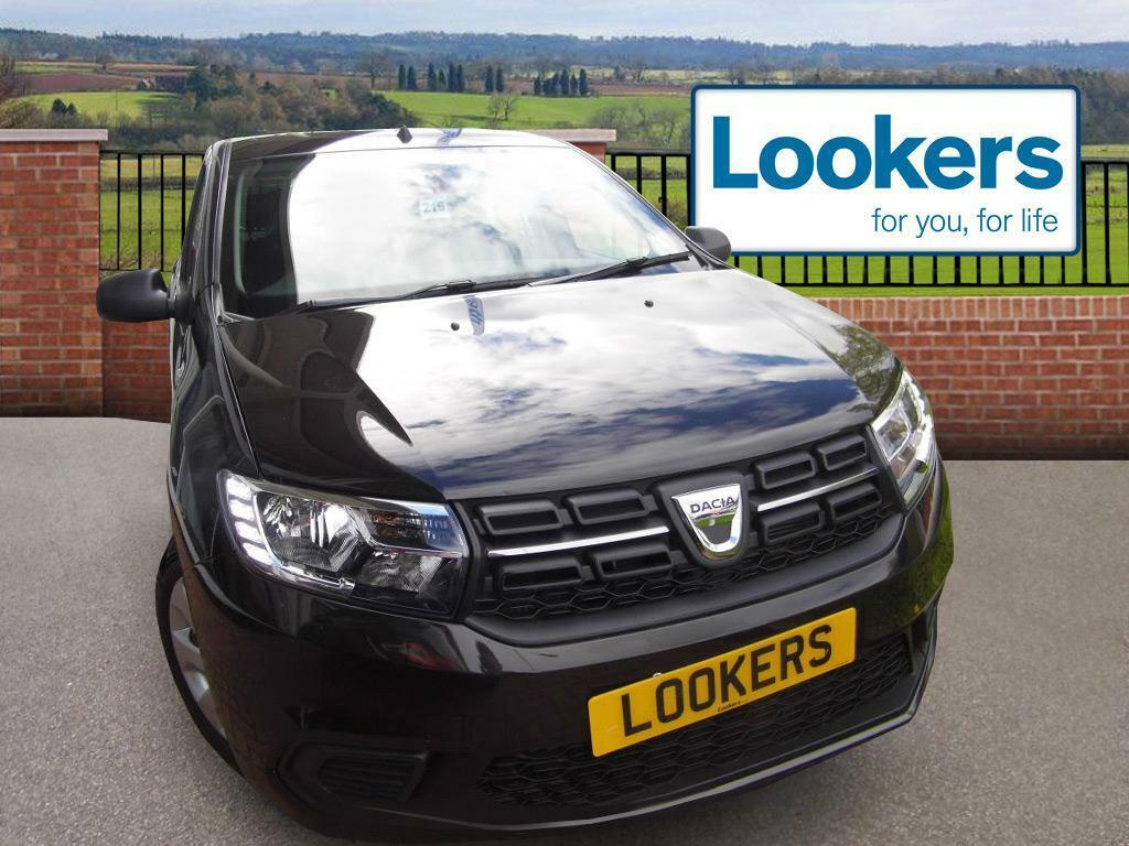 dacia sandero ambiance dci black 2017 03 31 in stockport manchester gumtree. Black Bedroom Furniture Sets. Home Design Ideas