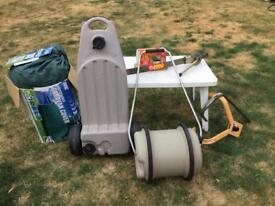 Caravan items for sale