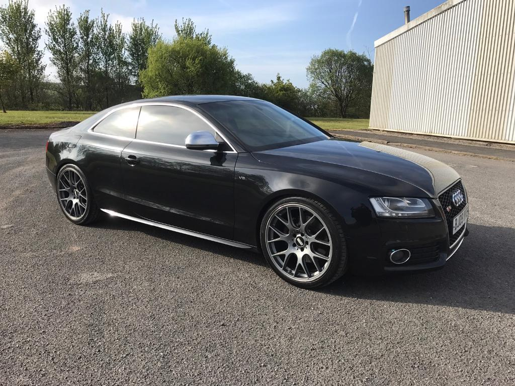 2009 audi s5 a5 with kw suspension akrapovic exhaust and bbs wheels in merthyr tydfil gumtree. Black Bedroom Furniture Sets. Home Design Ideas