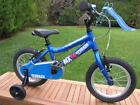 "Ridgeback MX14 Childrens Boys Bike Bicycle Blue 14"" Fantastic First Cycle"
