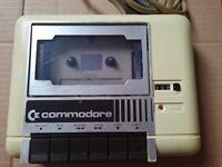 Commodore C2N Cassette Loader.