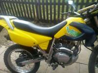 Hartford vr 125 long mot