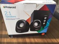 Polaroid speakers