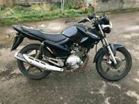 YBR 125 for sell. Not running properly