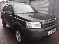 SALE! Bargain land rover freelander, diesel td4, automatic, MOTd ready to go