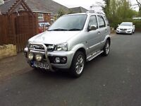 Daihatsu Terious Sport 1.3cc Thousands Spent ! ! ! 4x4 Mini Jeep True 1 Of A KIND ! ! !