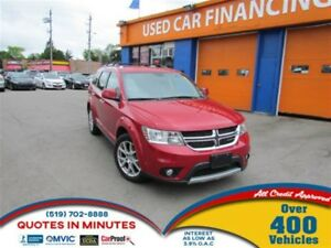 2016 Dodge Journey R/T | 7PASS | AWD | LEATHER