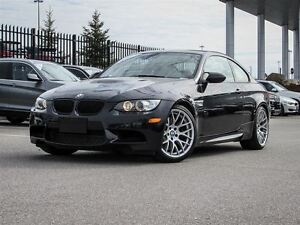 2013 BMW M3 Coupe M3 Executive Package Competition Pacakge