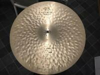 Zildjian K Constantinople medium thin High ride cymbal 1850g RRP £460