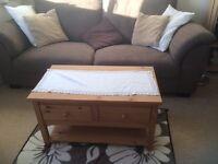 Harrington - 2 Drawer Coffee Table