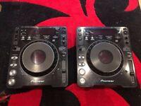 Pioneer CDJ 1000 MK2 (Pair)