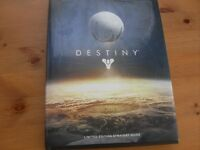 limited edition destiny book