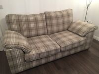 M&S Nantucket Large Sofa Bed (Sprung)