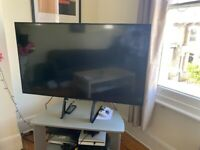 Monitor 55 inches, use as TV