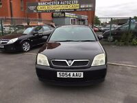 Vauxhall Vectra 1.8 i 16v Club 5dr HPI CLEAR,