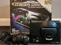 Sega Megadrive 1 w/ box