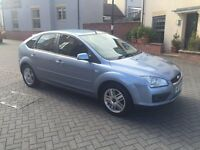 FORD FOCUS 1.8 GHIA 5DR 2006! 12 MONTHS MOT! GREAT CONDITION!