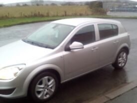 Immaculate 2010 Vauxhall Astra. Low mileage