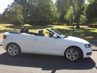 Audi A3 Cabriolet. Full Leather, New Cam Belt