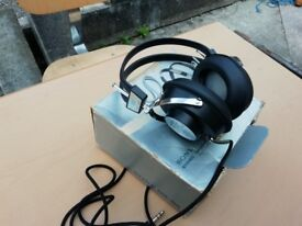SONY DR-5A vintage stereo headphones