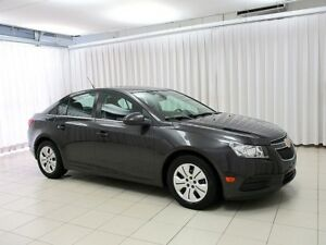2014 Chevrolet Cruze LT TURBO 4DR SEDAN w/ Remote Start, On-Star