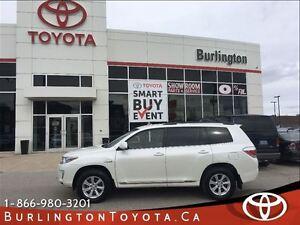 2013 Toyota Highlander Hybrid EXTENDED WARRANTY