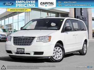 2010 Chrysler Town & Country LX **Low Mileage!**