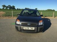 Ford Fusion Style Climate tdci Turbo Diesel 1.4cc 70bhp 5 door 08/2008 1 keeper 175k m.o.t 21/03/19