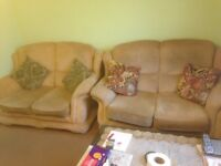 Free - 2 two seater sofa