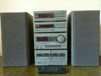 Technics SD-ch9 stereo system. Excellent condition. Complete in box