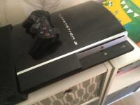 PS3 console An 12 games