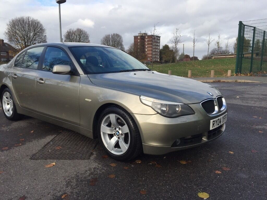Bmw 525d AUTO REMAPPED