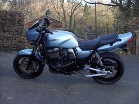 Kawasaki ZRX 1100 C1 only 24,000 miles and in great condition