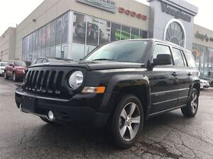 2016 Jeep Patriot High Altitude - Leather -P.sunroof - Only 7565