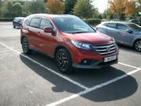 Honda, CR-V, EX, Automatic, 2015, Other, 2L Petrol, 44,000 Miles, 1 previous owner, MOT 1 Year