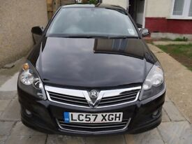 Vauxhall Astra 1.4 i 16v SXi 5dr - Leather heated seat, Sports body kit, Tinted window, Alloys, MP3