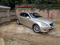 Lexus IS 250 2.5 SE 4dr 2005 (55 reg), Saloon