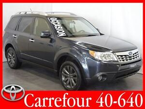 2013 Subaru Forester 2.5X Touring Toit Pano+Mags+Bluetooth