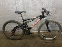 "Unisex mountain bike RALEIGH IGNITION Frame 16"""