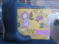 Joules Neola Neoprene Ladies Wellies - size 7