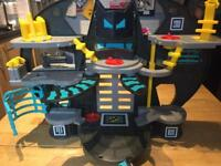 Fisher-Price Imaginext DC Super Friends Batcave Set