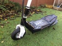 Zinc 200 volt Scooter - Reduced, need to sell
