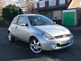 Ford Ka. Only done 60k! With leather seats!