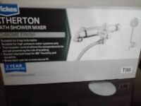 ATHERTON BATH SHOWER MIXER ..B N I B