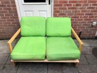 Ikea Lillberg Rocking/Reclining 2-Seater Sofa