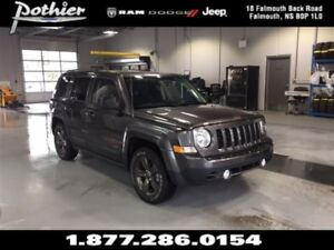 2016 Jeep Patriot Sport FWD | LEATHER | HEATED SEATS | SUNROOF |