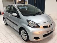 2009 59 Toyota Aygo Platinum S-A 1.0 Automatic